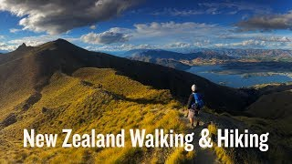 Christchurch to Queenstown Hike