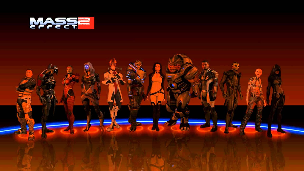 Mass Effect 2 Unreleased OST - Squad Selection Theme ( A.K ...
