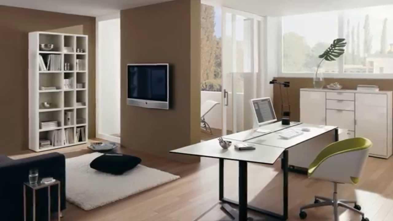 Kumpulan gambar ruang kantor minimalis youtube for Siti di interior design