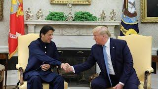 Donald Trump meets Imran Khan, offers to play mediator on Kashmir