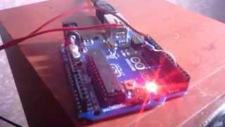 Гимн Украины на Arduino, Anthem of Ukraine on the Arduino UNO(Гимн Украины на Arduino UNO, не судите строго первый такой мини проект., 2014-11-30T19:53:00.000Z)