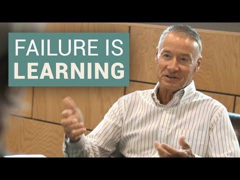 Professor Marc Burch: Failure is Learning | Faculty Spotlight
