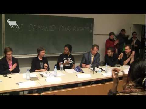 Refugee Camp Vienna: WE DEMAND OUR RIGHTS!