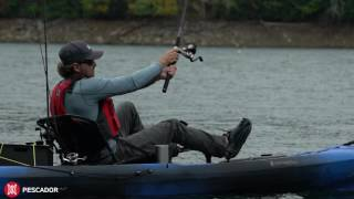 Perception Pescador Pilot Kayak Product Features (Dunham's Sports)