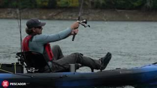 Perception Pescador Pilot Kayak Product Features (Dunham's Sports)
