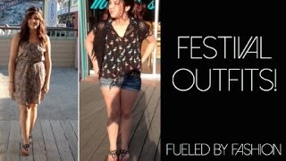 Festival Outfit Ideas! Thumbnail