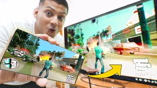 Download Turn any Smartphone into A Gaming Console !