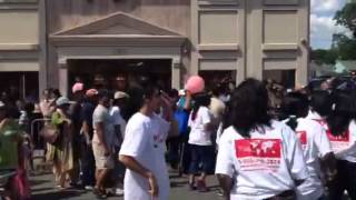 Ringa Ringa song in India Parade at Edison,NJ,USA