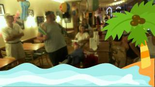 The Whole Gang - Summertime Blues - Saturday Night Karaoke  Beach Party