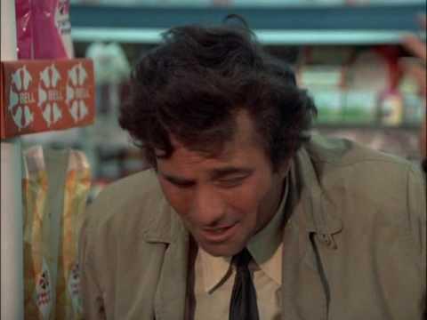 Favorite TV Moments- Columbo episode Double Exposure
