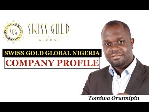 Swiss Gold Global Nigeria | Company Profile