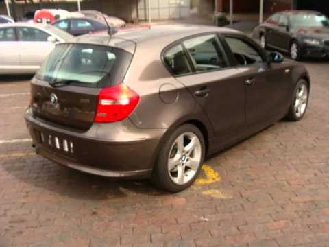 2008 BMW 1 SERIES 120i E87 Auto For Sale On Auto Trader South
