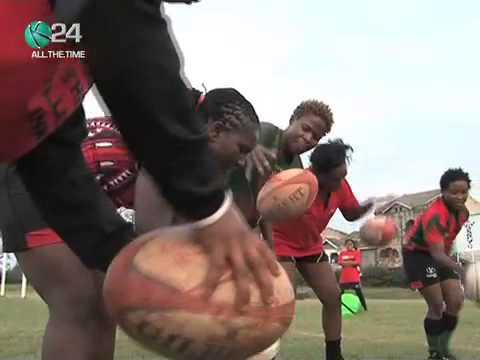 Sports Machine: Focus On Kenya Rugby 7S Women's Team
