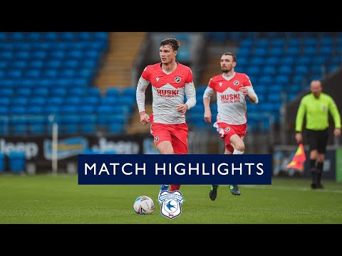 Cardiff Millwall Goals And Highlights