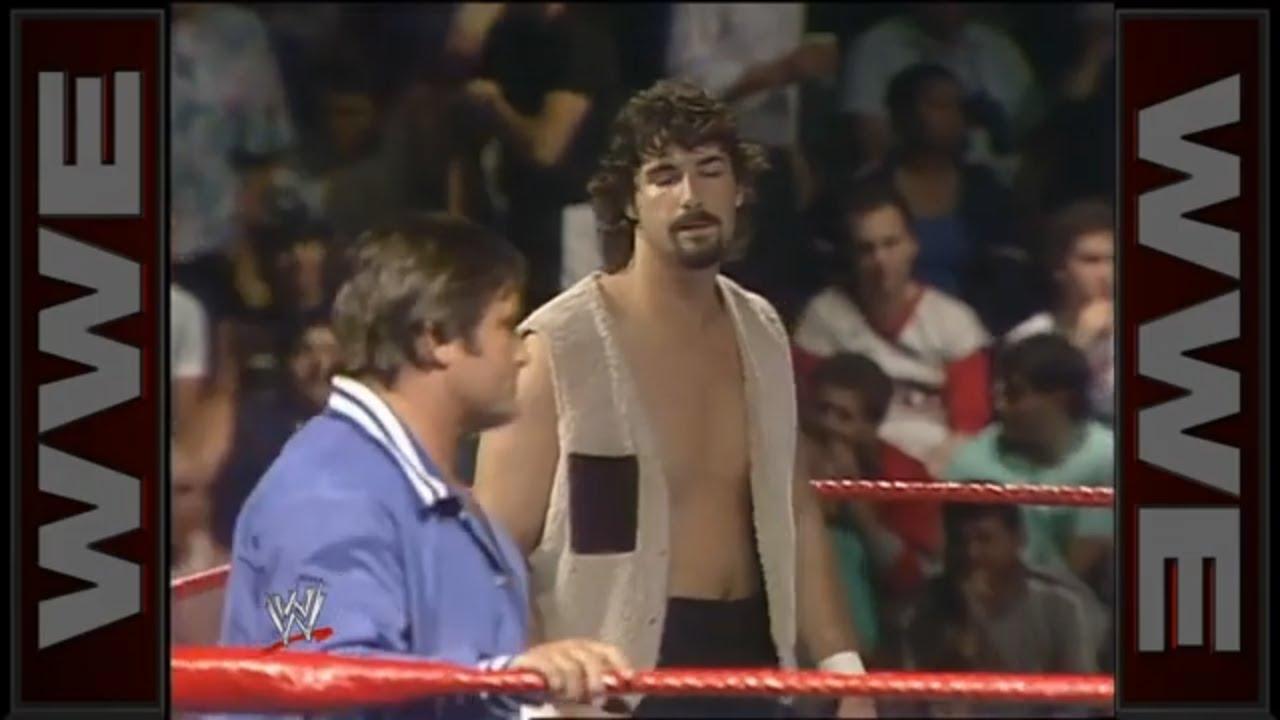 Mick Foley WWF Debut 9/13/1986 - YouTube