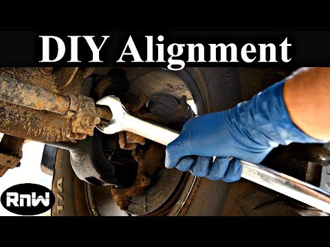 How to Perform a Front End Alignment Yourself - Easy and Free
