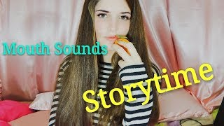 Storytime + Mouth Sounds 👄 Eating Sounds 👅 Comiendo Mandarinas || ASMR Español