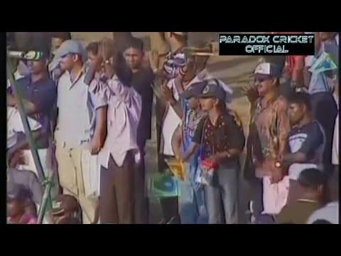 Nuwan Zoysa Match Wining Performance With Bat vs Australia | 5th ODI |  2004, Colombo | Must Watch!