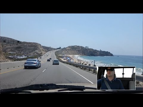 CSC: Episode #3-Crystal Cove State Beach-Bentley GT Speed Spotted- Day Tripper Karaoke!