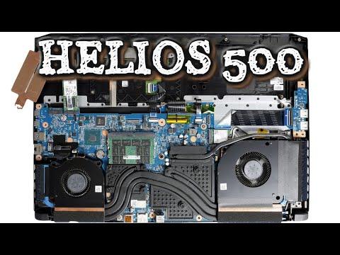 Acer helios 500 не заряжается не включается (quanta zgq)