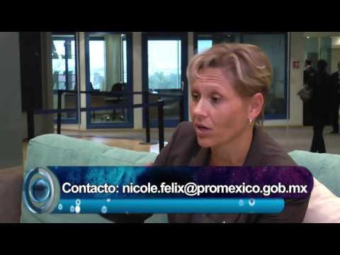 NICOLE INGE FÉLIX HUESCA,CONSEJERA COMERCIAL ALEMANIA - UNIVERSO PYME