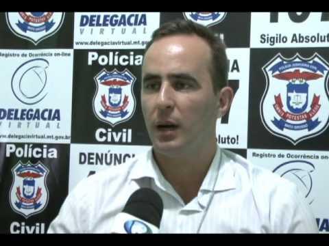 Trio envolvido com roubo e tráfico de drogas é preso pela Polícia Civil em Confresa