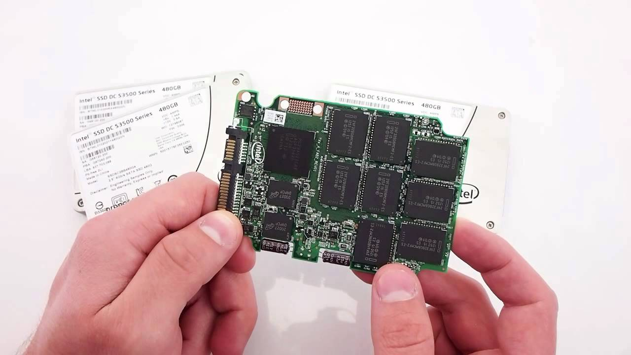 Intel SSD DC S3500 Series Overview