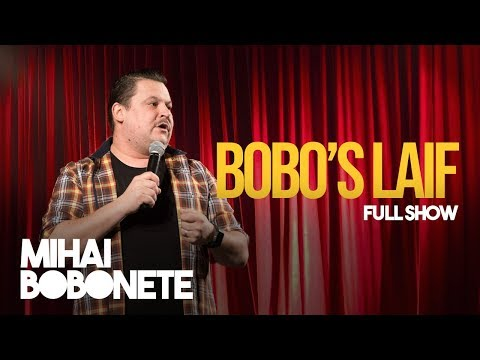 Mihai Bobonete - Bobos Laif - Stand up comedy One-Man Show (varianta HD)