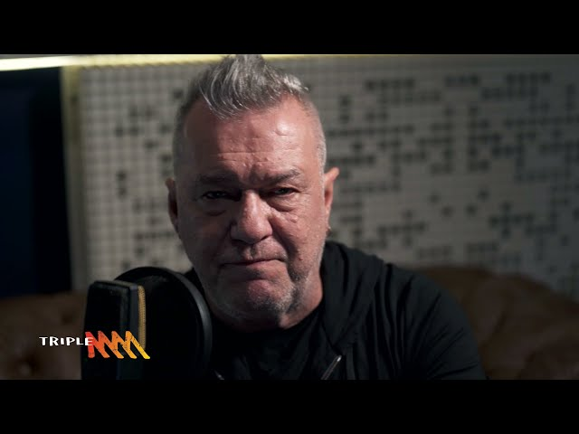Jimmy Barnes talks about making his new album Flesh and Blood with his family| Triple M