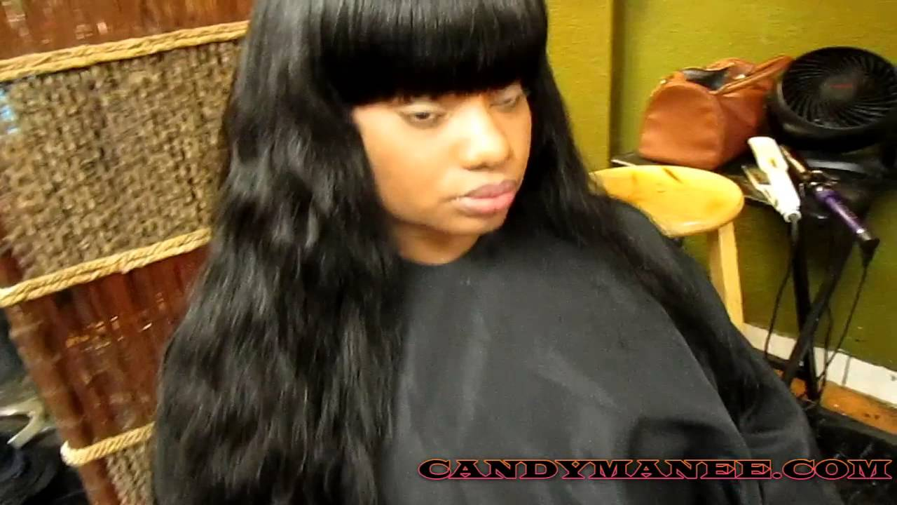 Quick Weave Famous Blac Chyna Rap Sewn In Youtube