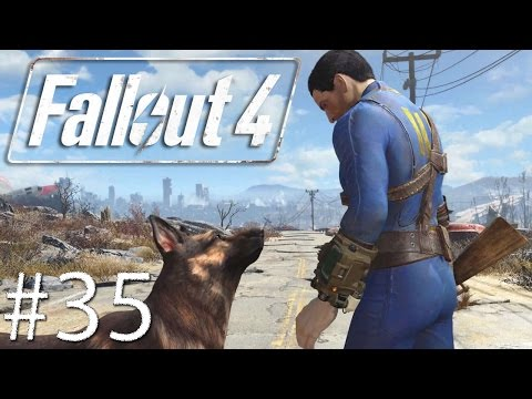 Fallout 4 - Part 35 - The institute And Virgils Serum