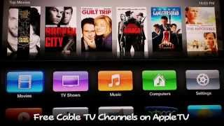 How to Watch Live HDTV Channels on AppleTV