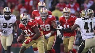 Saints vs. 49ers 2011 NFC Divisional Round highlights