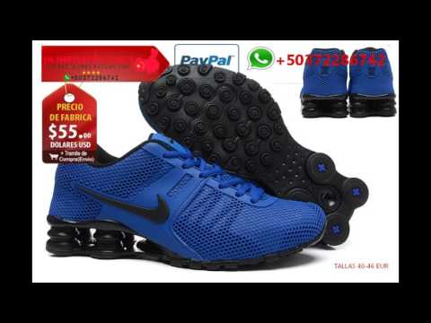 a184294f230 COMPRAR NIKE SHOX EN CHINA 2017 JHIMPORTACIONES.COM - YouTube