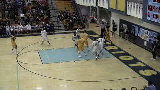 Heritage High School: Boys Varsity Basketball 1-19-18