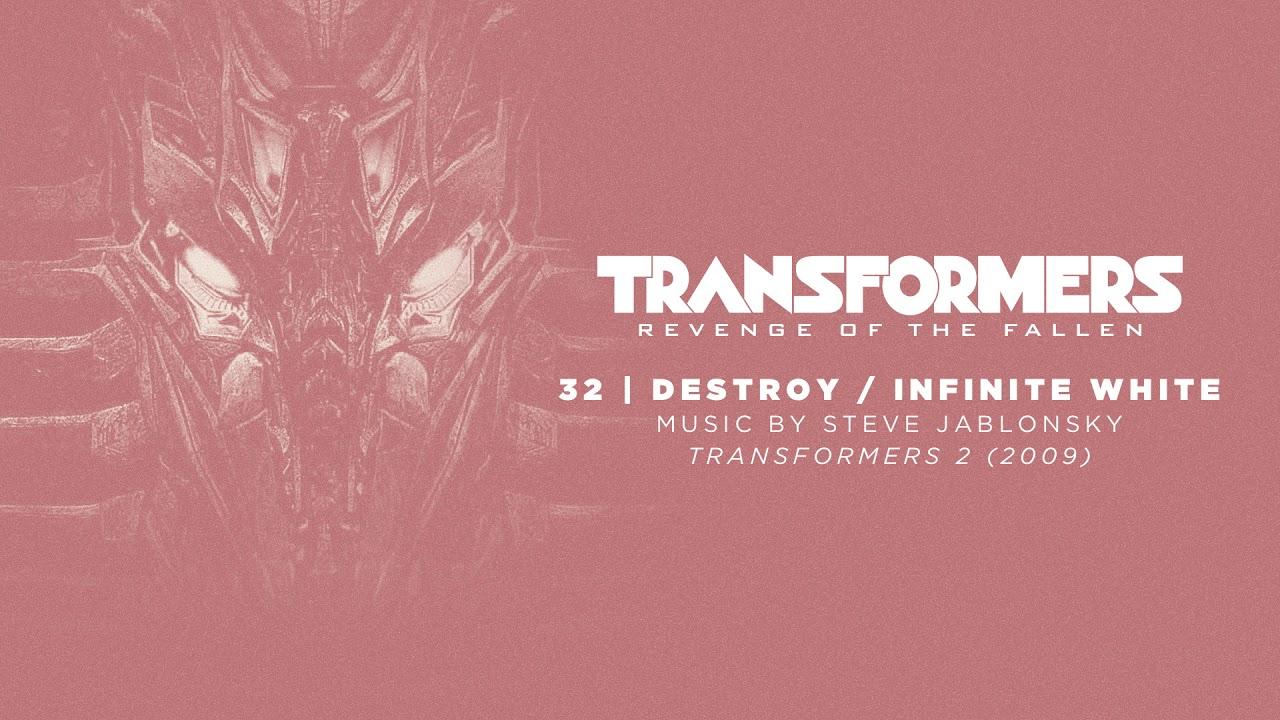 Download 32 / Destroy - Infinite White / Transformers: Revenge of the Fallen