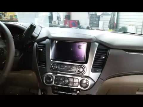 2016 f150 stereo wiring diagram rj11 wall plate australia how to install overhead monitor dvd player youtube