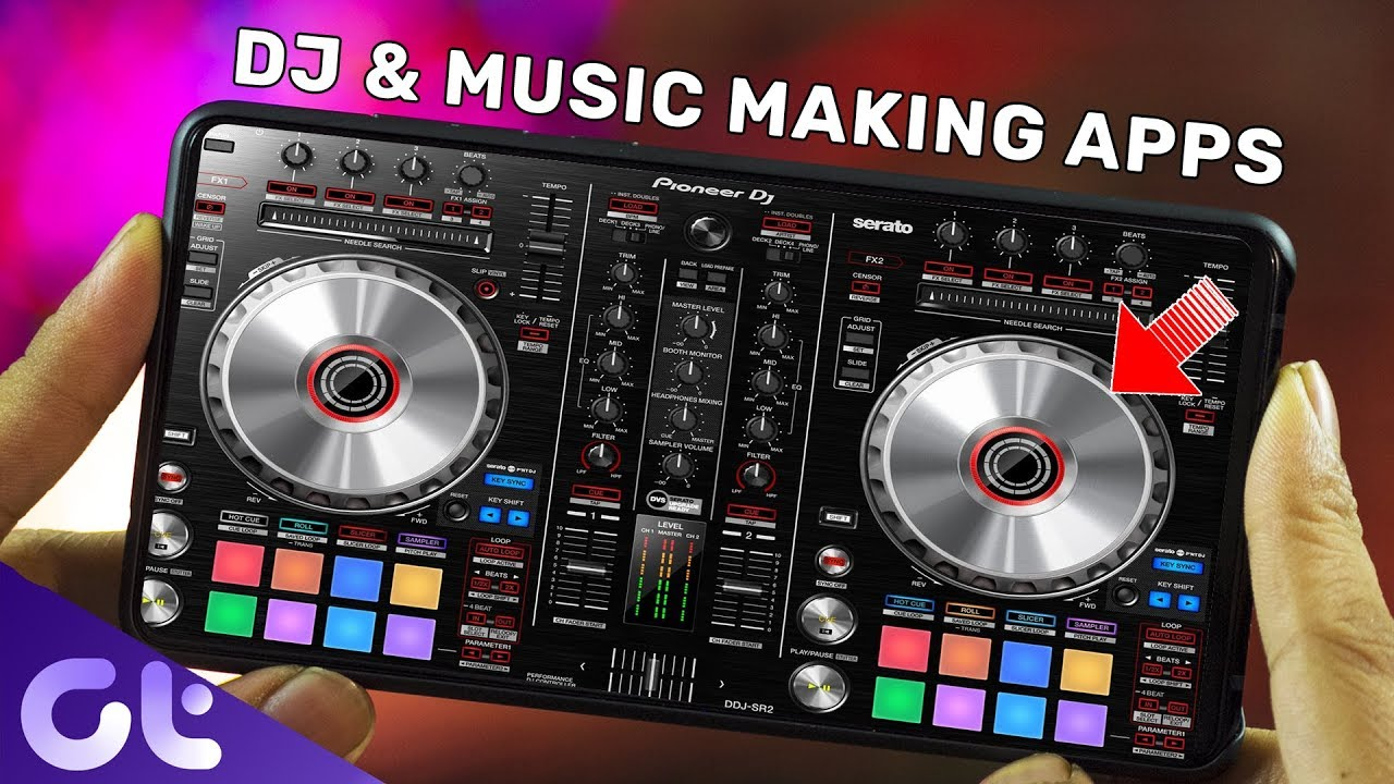 Top 5 Best Audio Production and DJ Apps for Android and iOS (2019) |  Guiding Tech