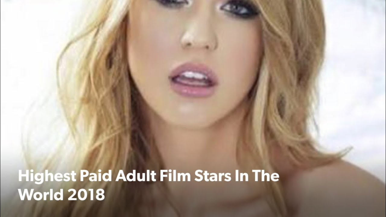 Top Highest Paid Pornstar Actress 2018 - Youtube-4974