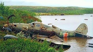 14 ABANDONED Aircraft