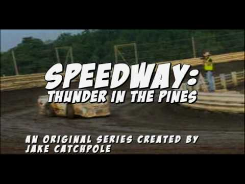 SPEEDWAY: Thunder in the Pines!