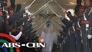 TV Patrol: Pagkakadete sa PMA, hindi naging hadlang sa pag-ibig