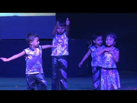 Sunrise International School Badlapur annual day- Part 2- On 10th February 2019