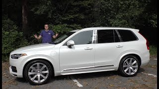 The 100,000 Volvo XC90 Excellence is the Most Expensive Volvo Ever