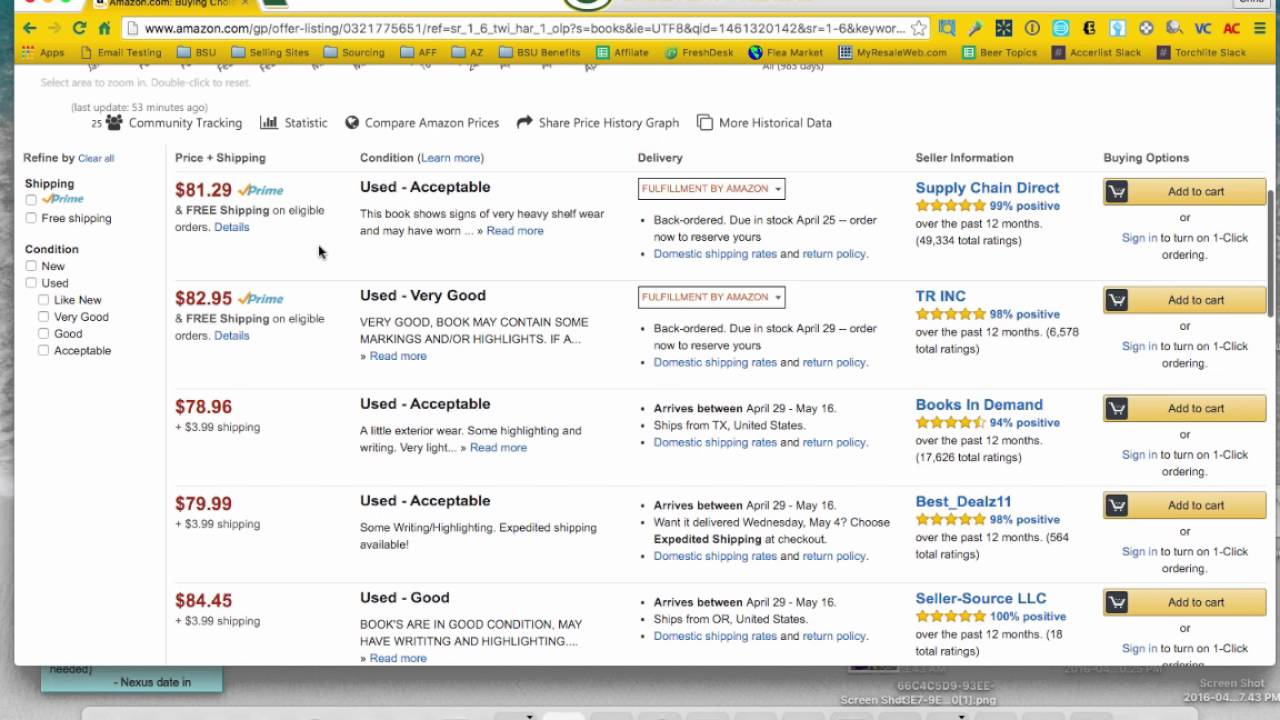 shipped and sold by amazon extension chrome