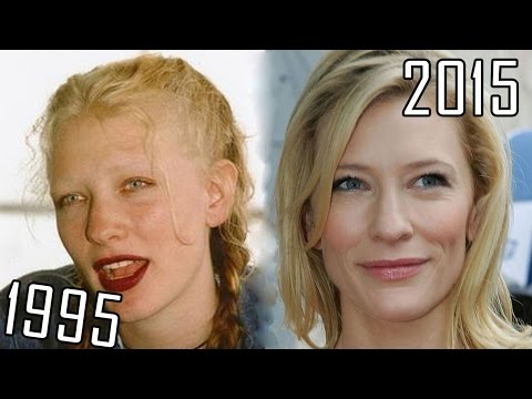 Cate Blanchett (1995 - 2015) all movies list from 1995! How much has changed? Before and Now!