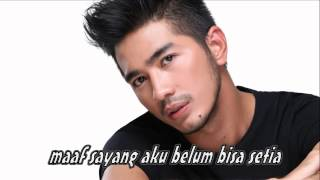 Dafi Ahmad - BBS (Belum Bisa Setia ) cipt:Adibal G4UL