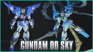 HGBD 1/144 Gundam 00 Sky and Higher Than Sky Phase Review - GUNDAM BUILD DIVERS - ガンダムダブルオースカイ