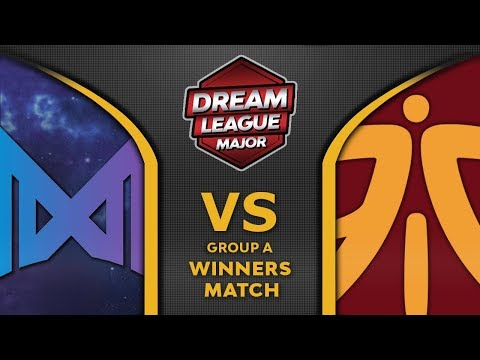 Nigma vs Fnatic [EPIC] Leipzig Major 2020 DreamLeague 13 Highlights Dota 2