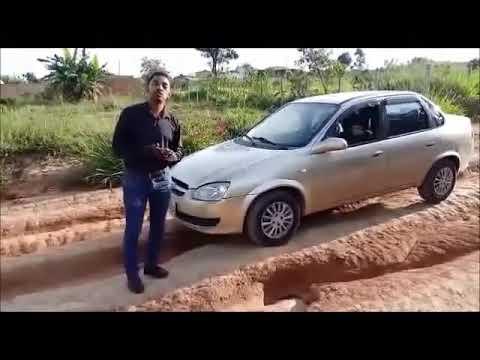 vereador denuncia descaso comunidade de areias em Nova Serrana